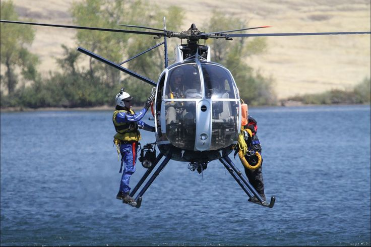 Helicopter and Aerial Support