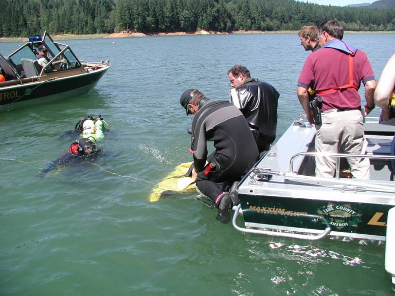 Dive and Search Teams
